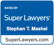 Super Lawyers - Stephan T. Mashel